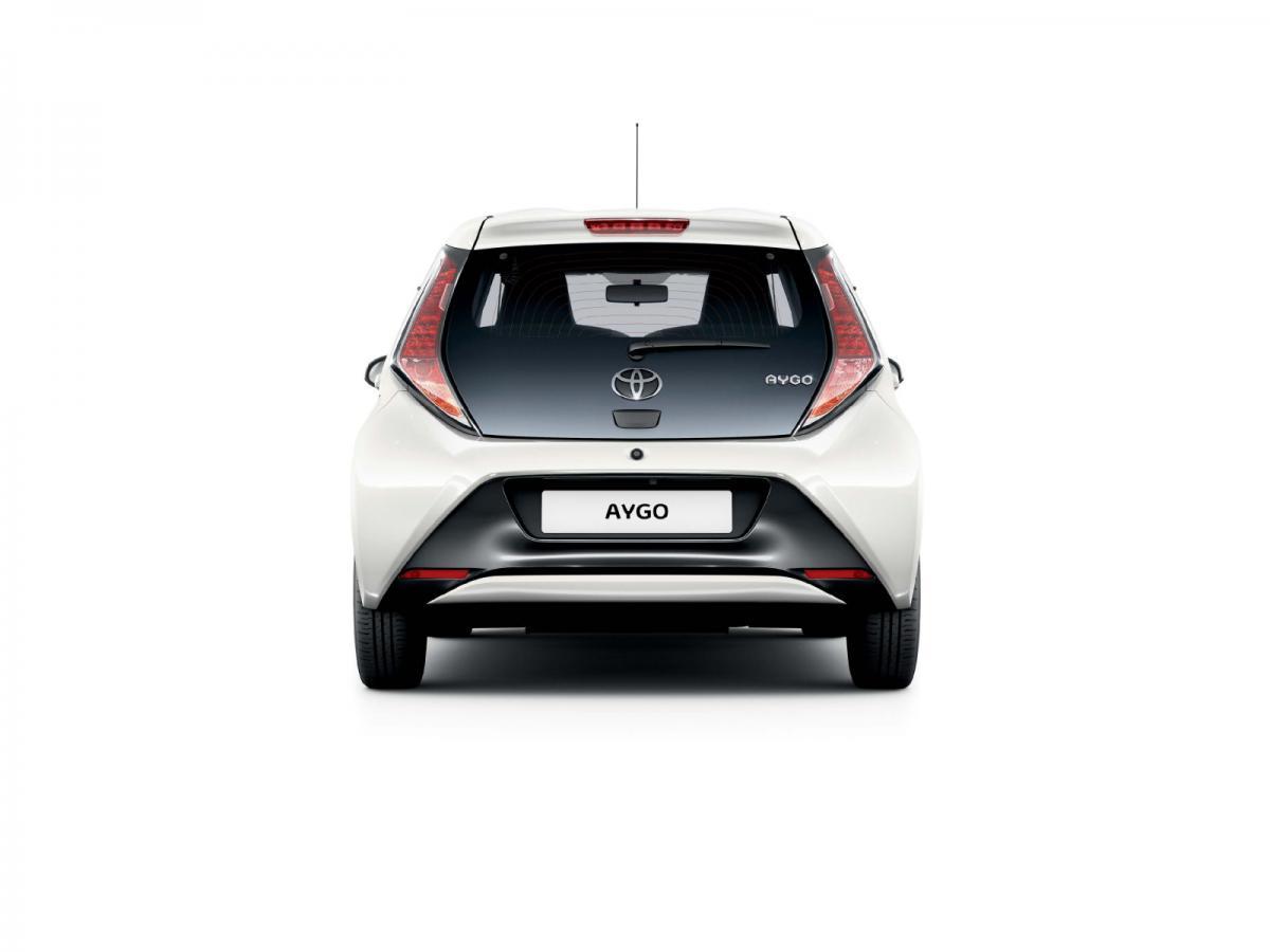New Aygo - Aygo Club - Toyota Owners Club