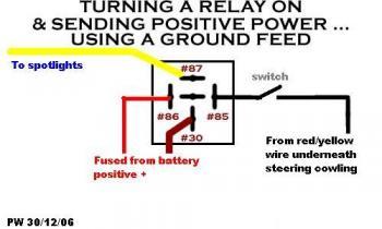Kcd's Wiring Advice... - Hilux / Surf Club - Toyota Owners Club - Toyota  Forum | Spotlight Wiring Diagram For Hilux |  | Toyota Owners Club