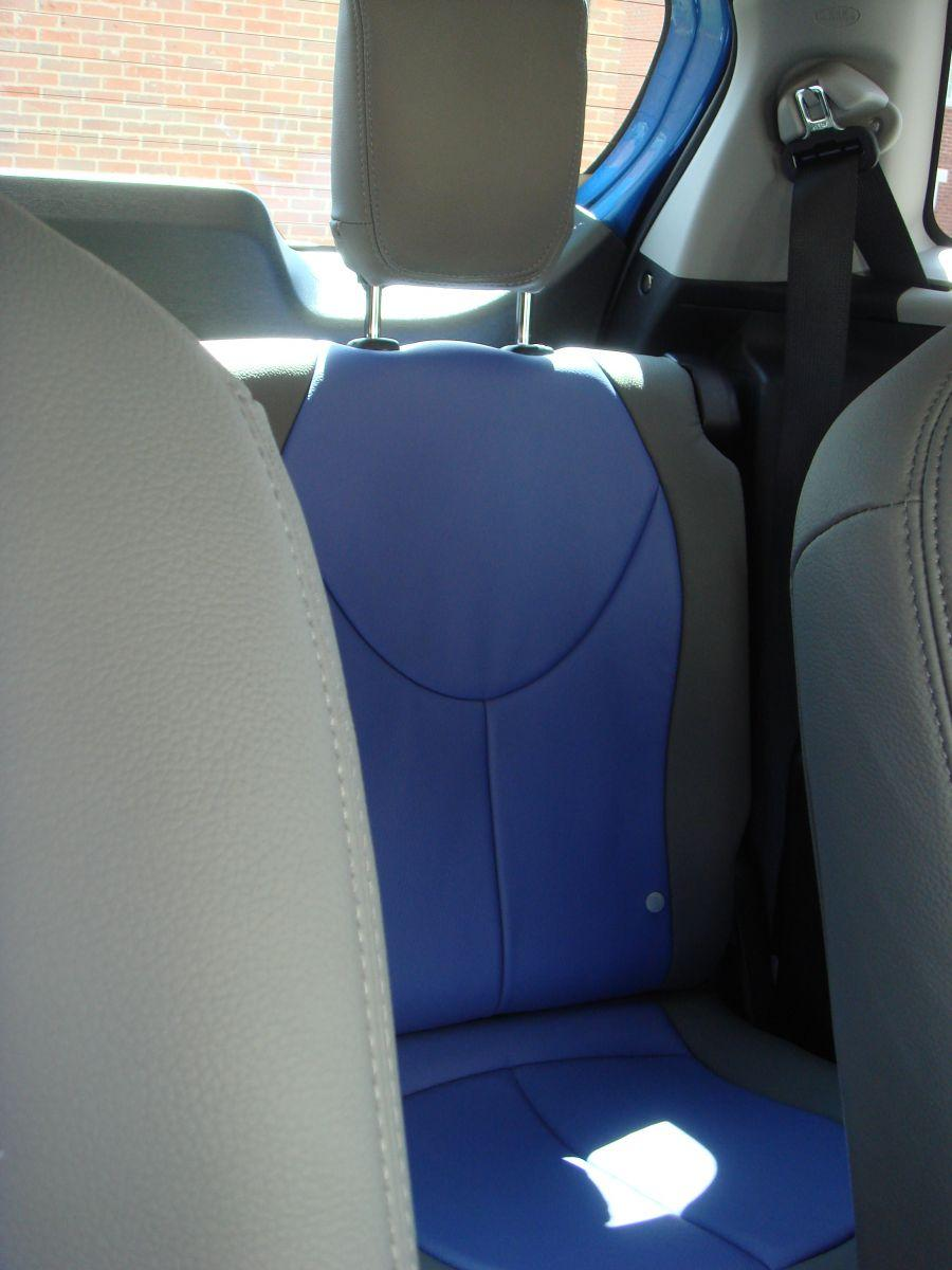 Transcal leather seats
