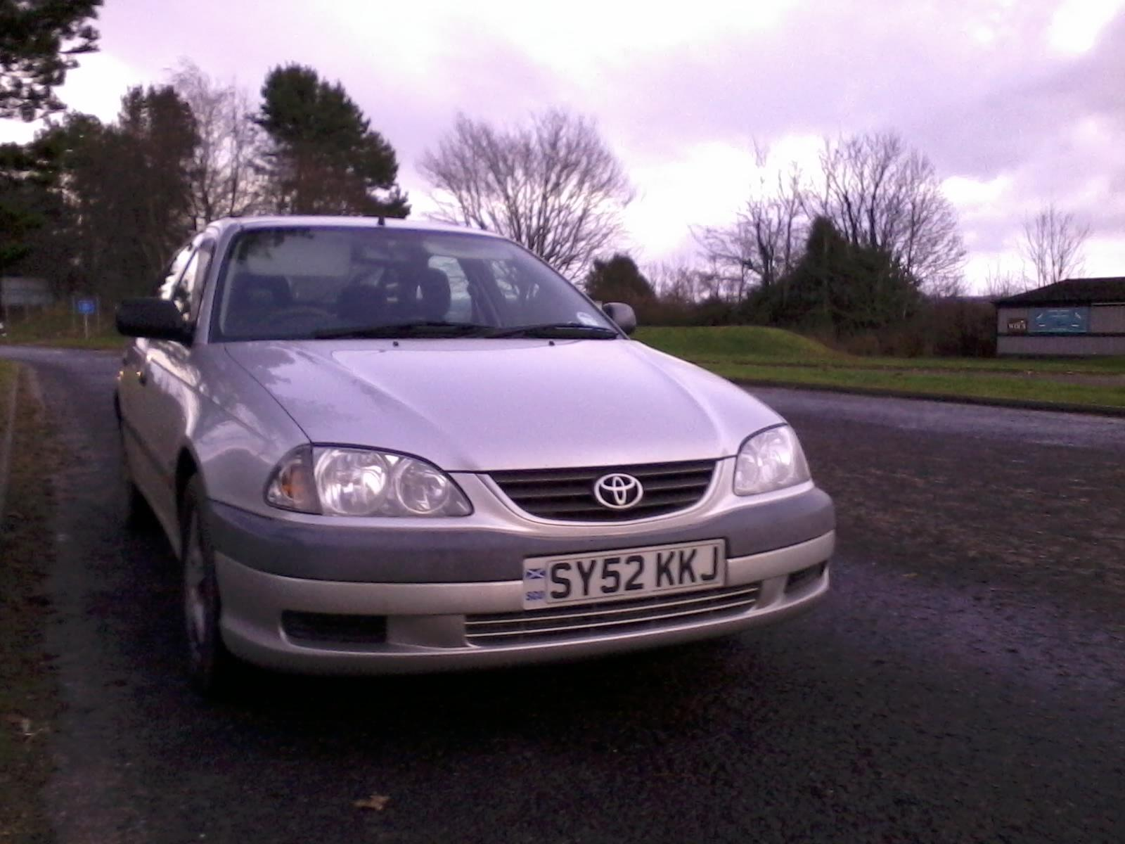 my avensis