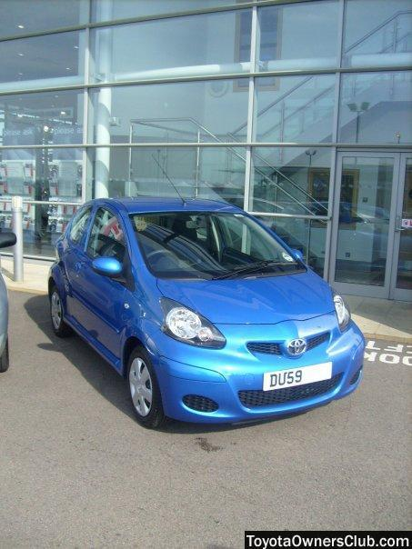 Introducing My AYGO Blue