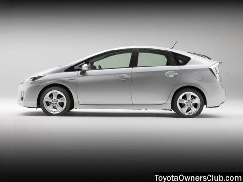 Dreaming of my new Prius 2010