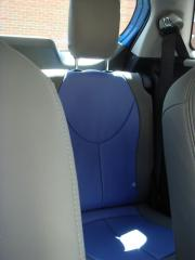 Transcal back seats