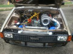 Turbo Corrolla, Old school