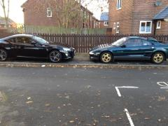 My GT86 and my MR2
