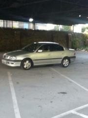 Avensis In Car Park