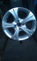 Alloys after being sanded and sprayed