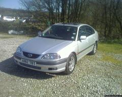 Avensis 1.8 VVTI CDX - For Sale