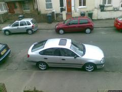 Toyota Avensis SE 1.8 (1999) Top View