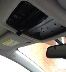 Auris Dashcam Installation