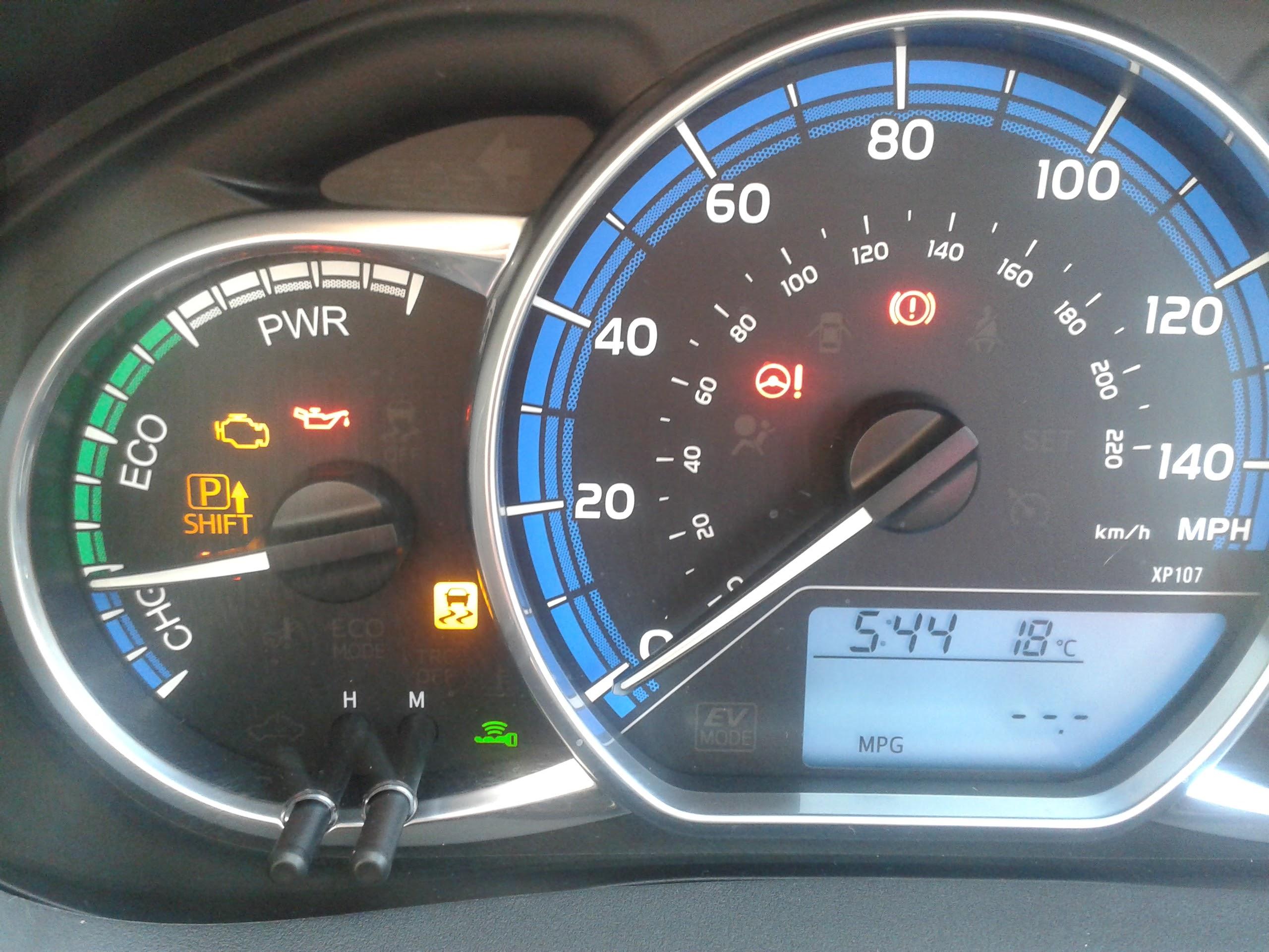 Kekurangan P1604 Toyota Review