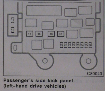 previa fuse box - toyota family - toyota owners club - toyota forum  toyota owners club