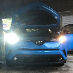 Boslla on Toyota CHR